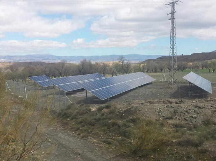 Abastecimiento de agua potable para el municipio de Alquife (Granada)