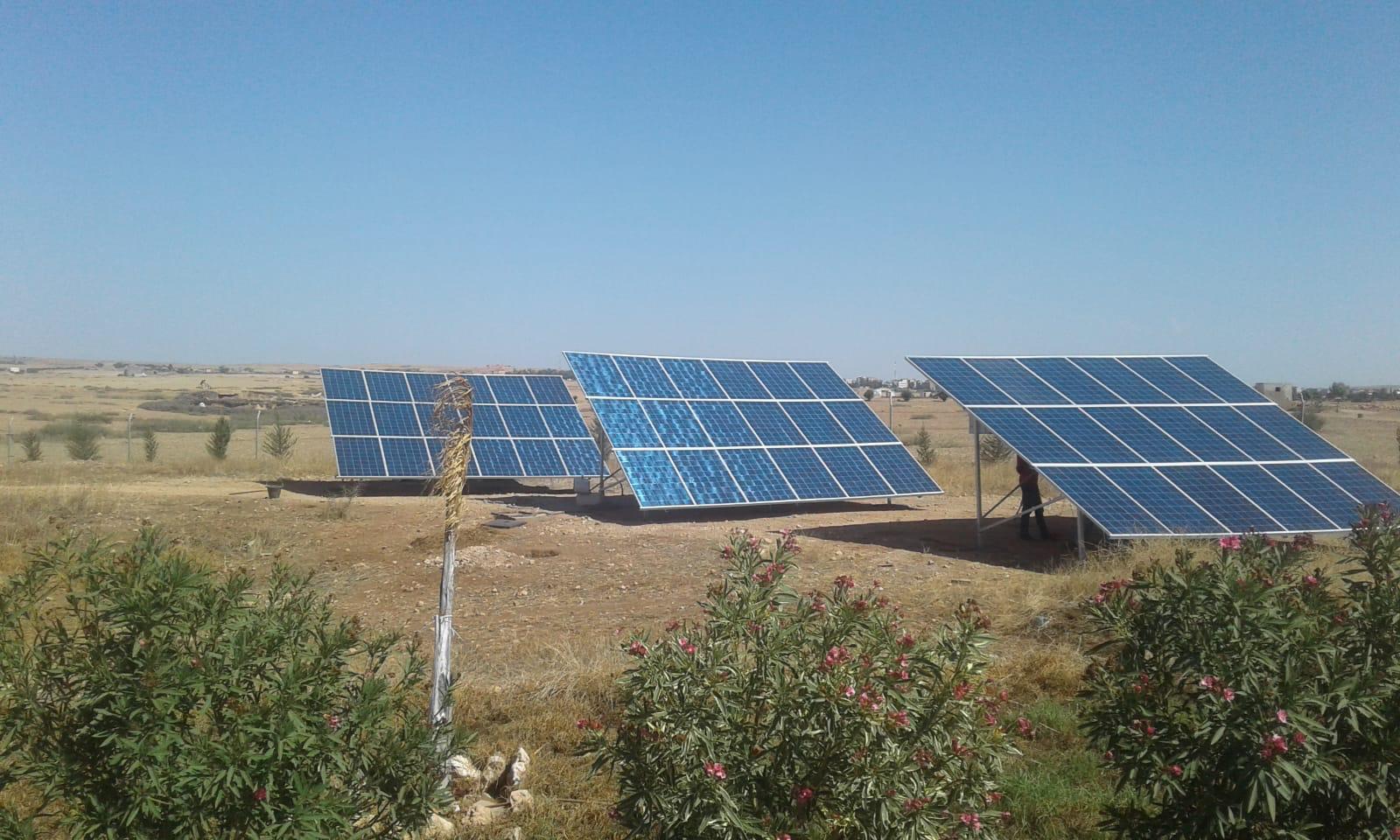 Instalación fotovoltaica en setat