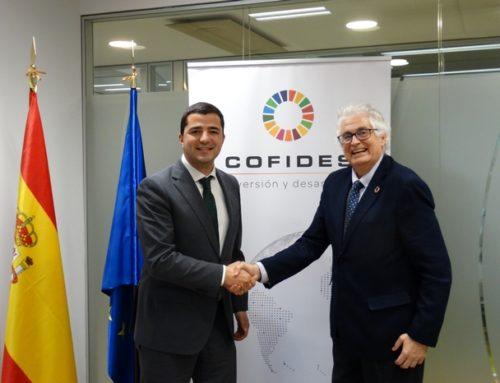 Empresa exterior: COFIDES facilita la implantación comercial de Greening en México