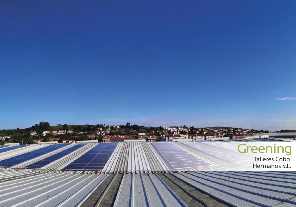 Instalación fotovoltaica en cantabria