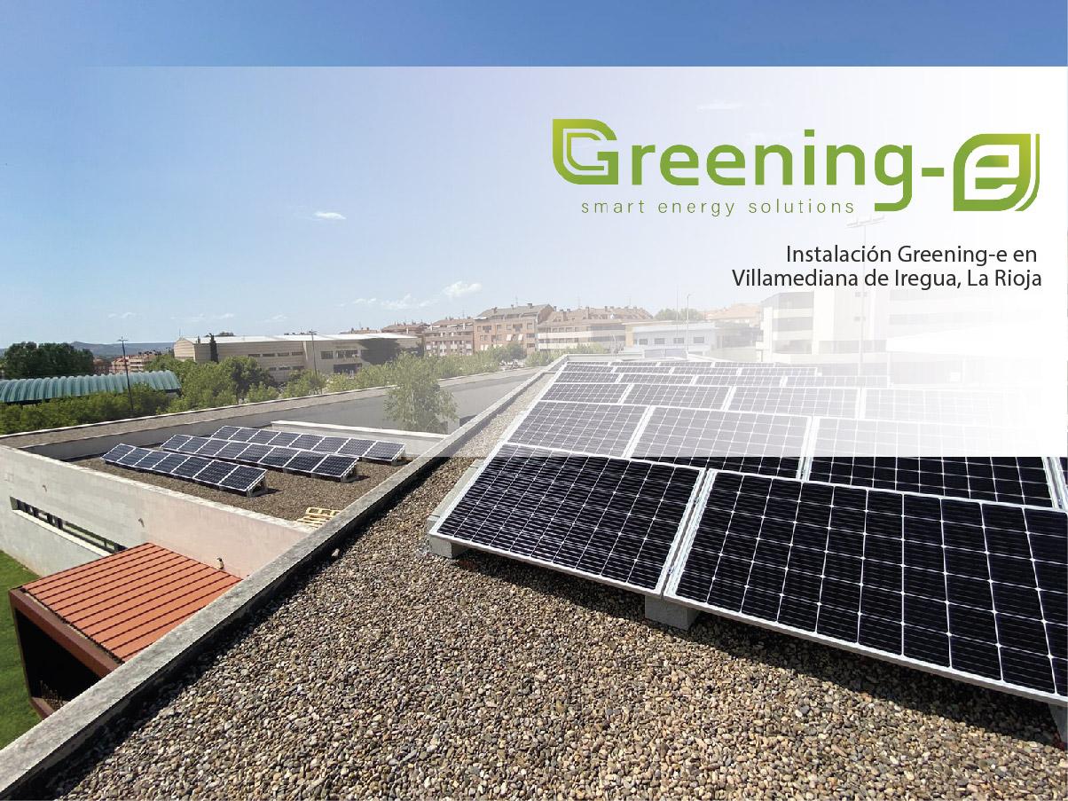 Instalación fotovoltaica en La Rioja