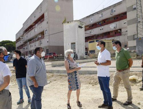 Diario de Jerez: Las obras de reparación en San Juan de Dios entran en su recta final