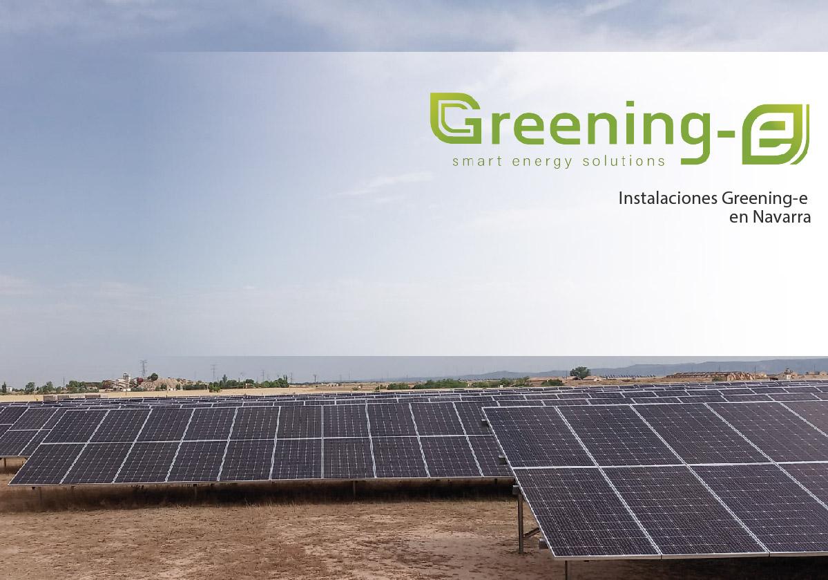Instalación fotovoltaica en navarra