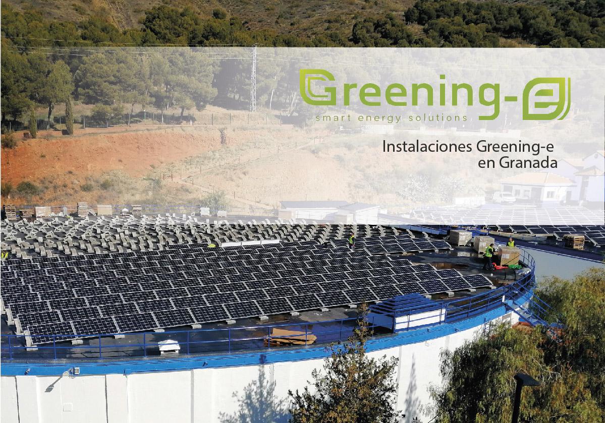 Proyecto de instalación greening-e en emasara