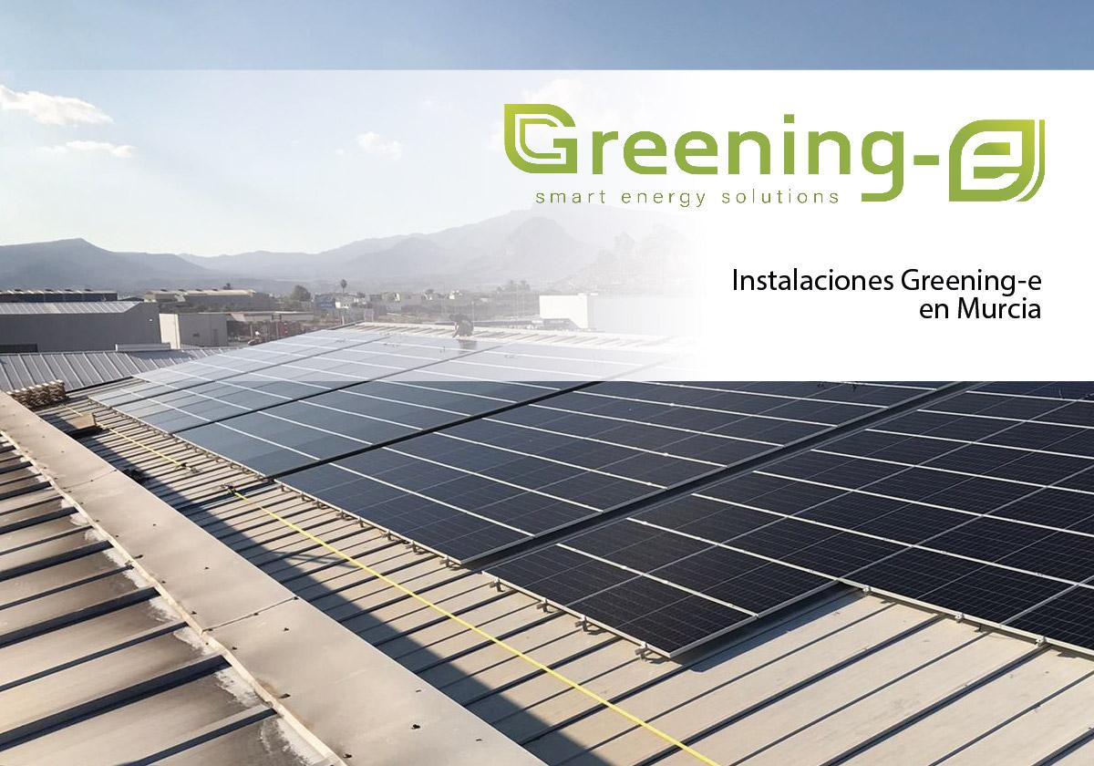 instalacion autoconsumo greening-e en murcia