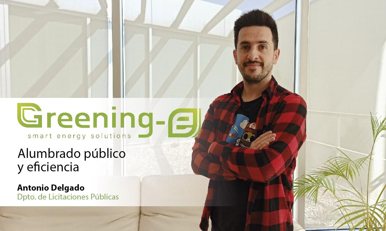 solucionar problemas del alumbrado público para aumentar la eficiencia energética