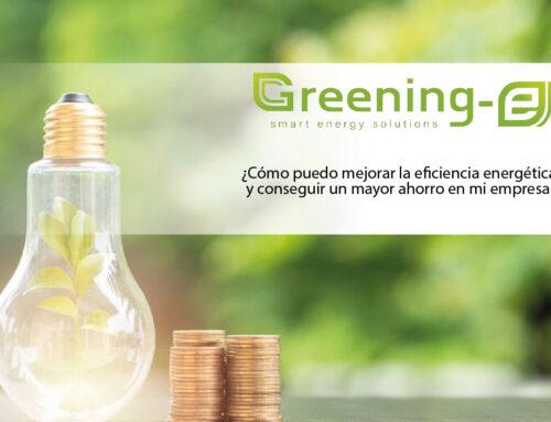 ¿Cómo puedo mejorar la eficiencia energética y conseguir un mayor ahorro en mi empresa?