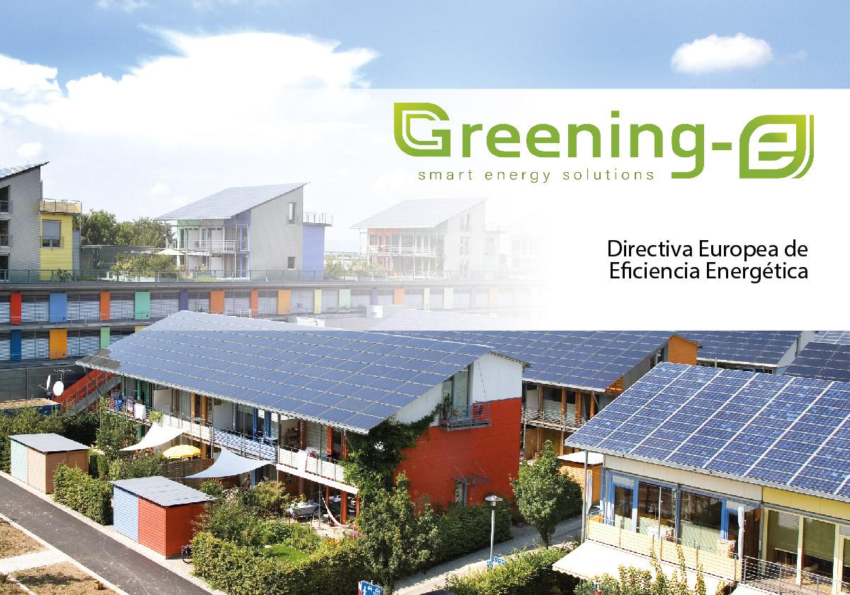 Consultas para la nueva Directiva Europea de Eficiencia Energética
