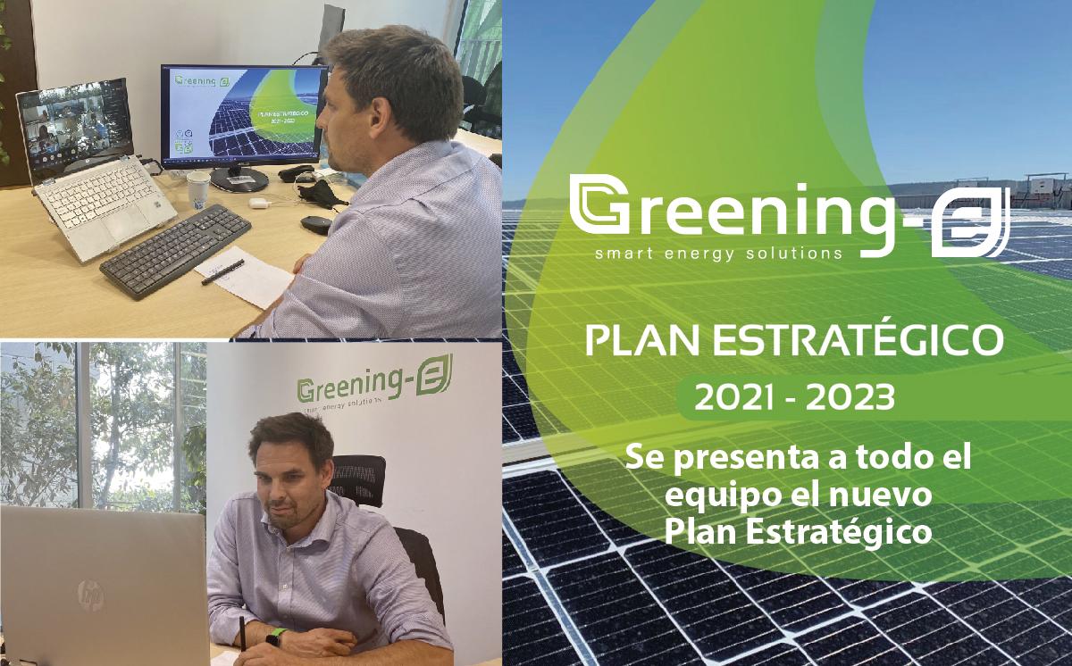 presentacion nuevos objetivos de greening