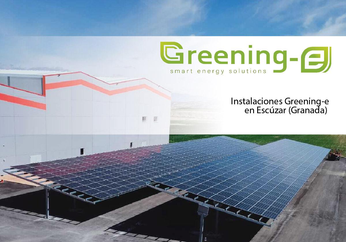 instalaciones Greening-e en Granada