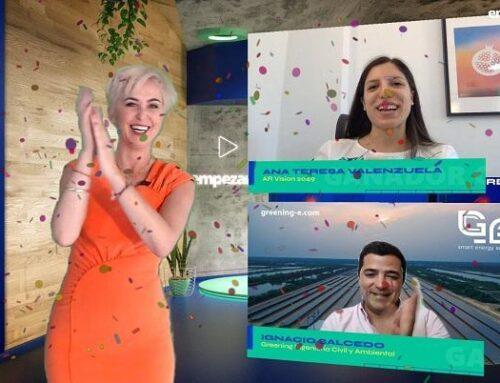 El Independiente de Granada: Las empresas AR Visión y Greening ganan la octava edición de los Premios Emprendemos de Granada