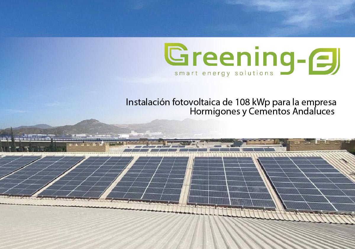 Instalación fotovoltaica de 108 kWp para la empresa Hormigones y Cementos Andaluce-15