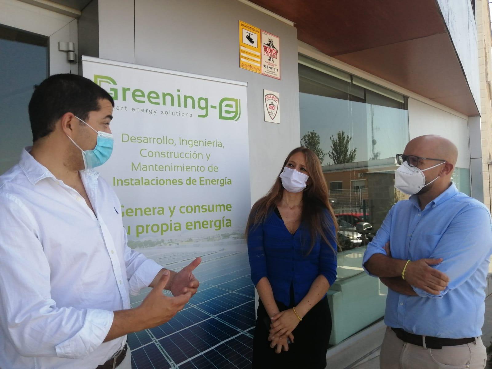 greening instalaciones de autoconsumo