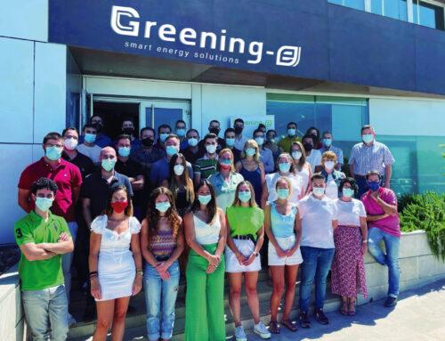 Andalucía Emprende: Greening Ingeniería Civil y Ambiental