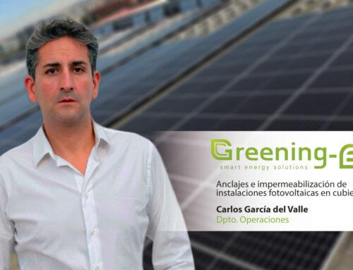 Anclajes e impermeabilización de instalaciones fotovoltaicas en cubiertas