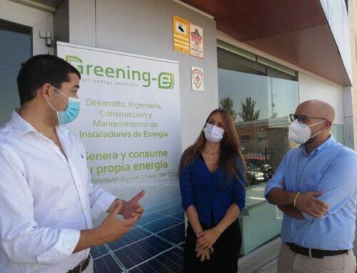 Andalucía Emprende: Las soluciones de una empresa granadina apoyada por la Junta convencen a grandes compañías a cambiar su estrategia energética